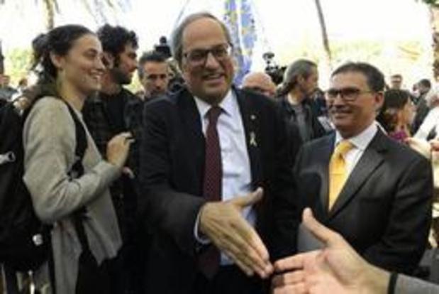 Catalonië blijft streven naar afscheiding van Spanje