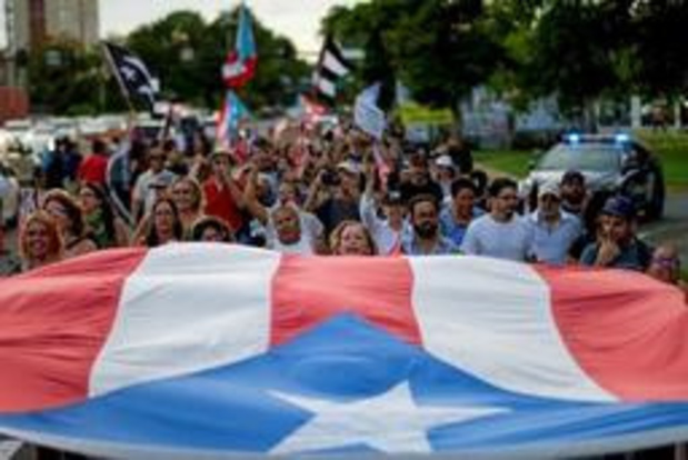 Vazquez ingezworen als nieuwe gouverneur van Puerto Rico