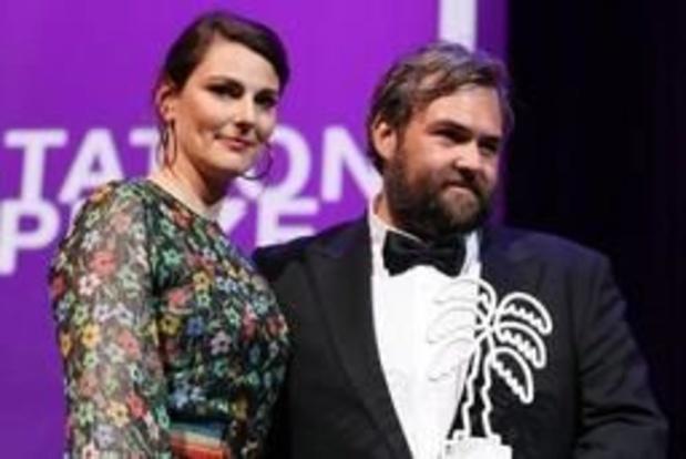 'De twaalf' wint prijs voor beste scenario op Canneséries