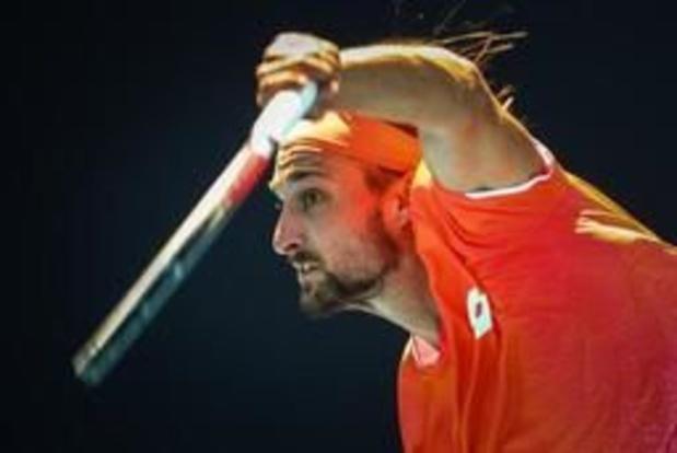 Ruben Bemelmans naar tweede kwalificatieronde Wimbledon