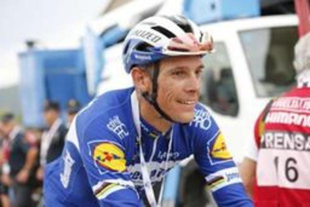 Philippe Gilbert remporte la 12e étape de la Vuelta