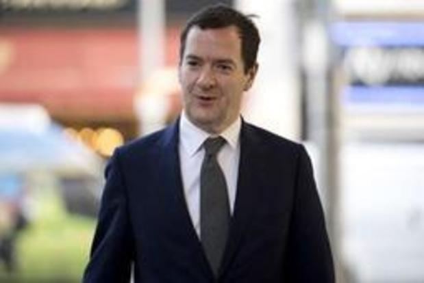 Le Britannique Osborne sur les rangs pour succéder à Lagarde au FMI