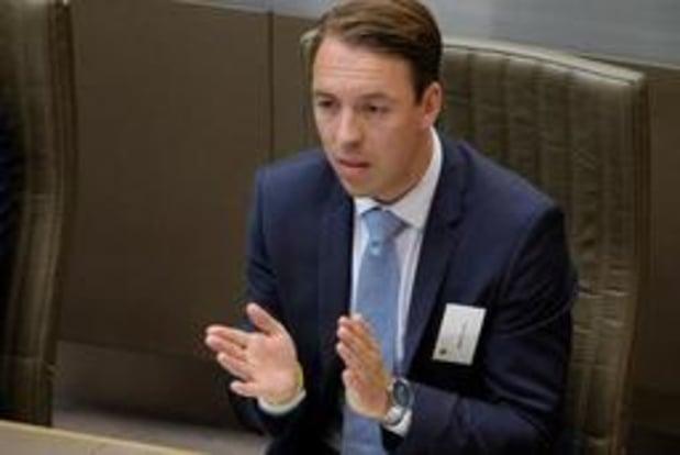 """Diependaele (N-VA) condamne un """"message éc?urant"""" d'un député Vlaams Belang"""