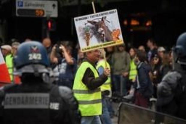 """Al voor 17 miljard aan maatregelen genomen na protesten """"gele hesjes"""""""