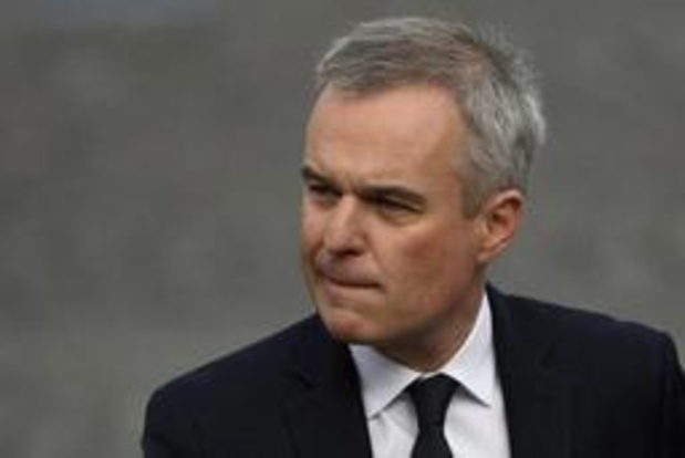 France: François de Rugy a présenté sa démission du gouvernement