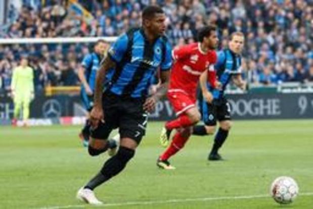 Club Brugge laat Wesley voor 25 miljoen euro naar Aston Villa vertrekken