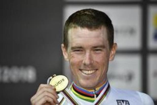 Rohan Dennis, champion du monde de la discipline, s'offre le chrono d'ouverture en Suisse