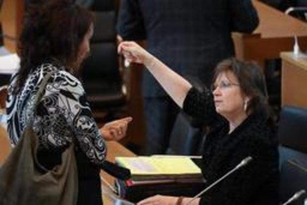 WAALS: Vier op de tien Waals parlementsleden zijn vrouwen