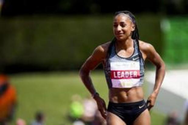 Décastar Talence: Nafi Thiam remporte l'heptathlon et se qualifie pour les JO de Tokyo
