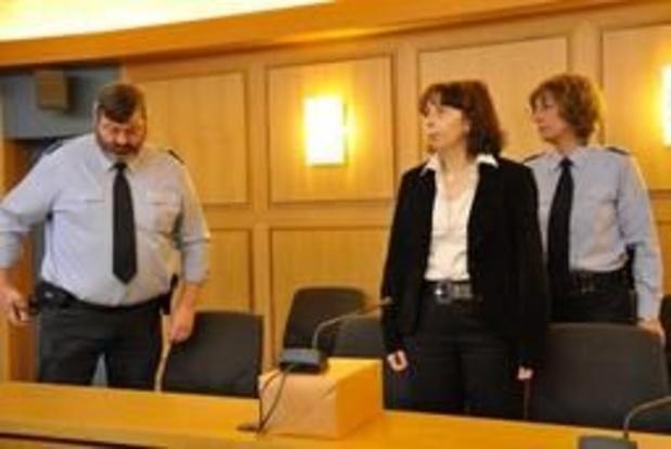 Brussels parket niet in cassatie tegen voorwaardelijke vrijlating Geneviève Lhermitte