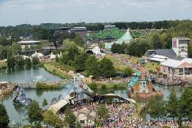 Plus de 60 dealers interpellés sur les deux week-ends du festival Tomorrowland