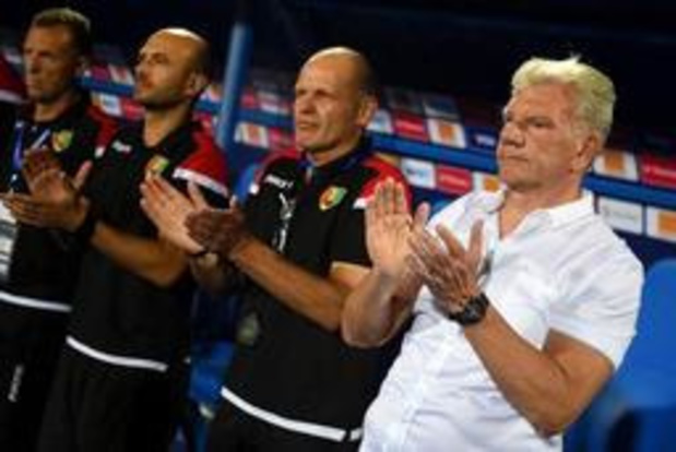 Africa Cup 2019 - Guinee ontslaat bondscoach Paul Put