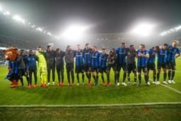 Jupiler Pro League - Topper Genk - Club Brugge met leidersplaats als inzet