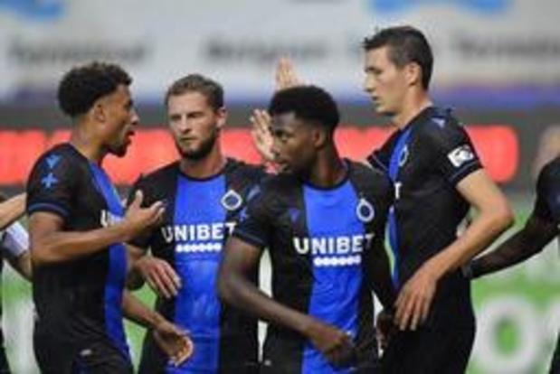Jupiler Pro League - Club Brugge start competitie met zege in Waasland-Beveren
