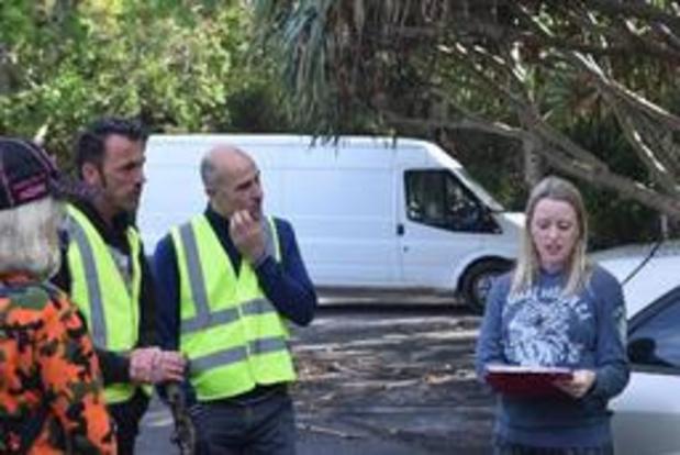 Disparition d'un Belge en Australie - Des fouilles avec grimpeurs marquent la fin des recherches physiques à Byron Bay
