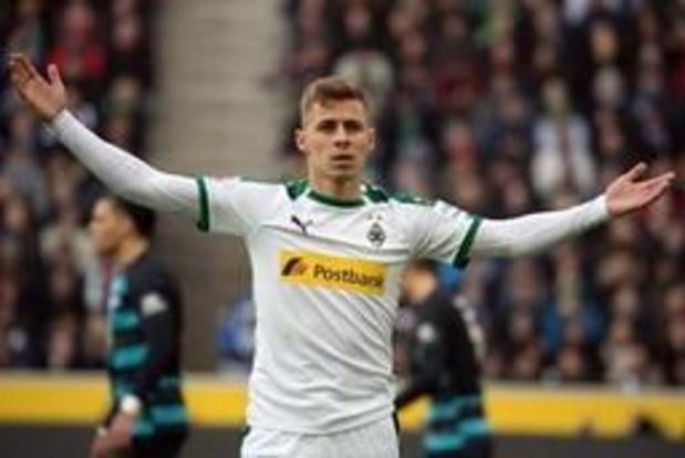 Belgen in het buitenland - Mönchengladbach bevestigt vertrek Thorgan Hazard
