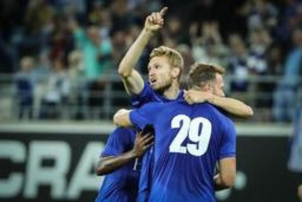 Europa League - AA Gent komt tegen Larnaca niet in problemen en grijpt ticket voor play-offronde