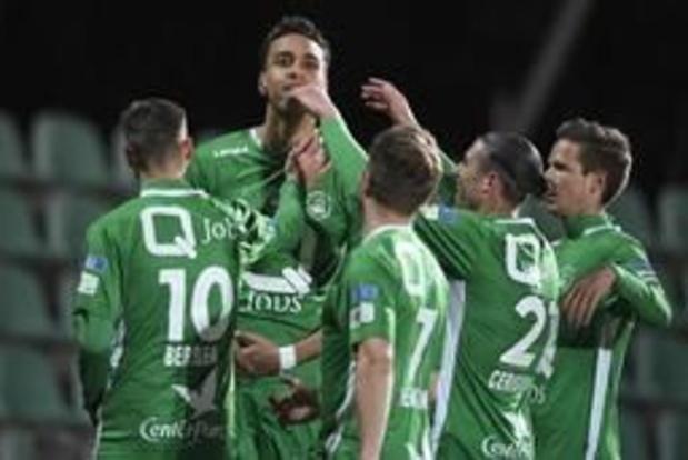 Proximus League - Lommel verzekert zich na ruime zege tegen Tubeke van behoud