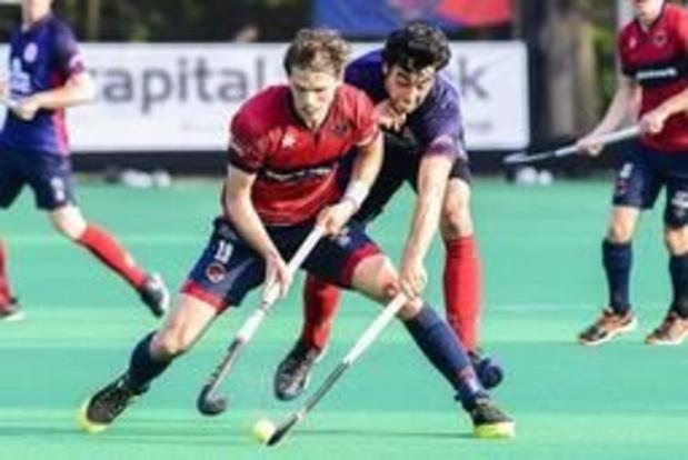 Audi Hockey League - Deux partages dans Herakles-Beerschot et Dragons-Léo en demi-finales aller des play-offs