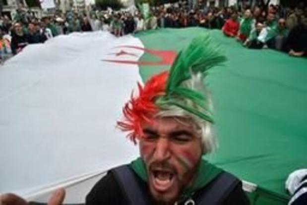 Weer massaprotest in Algerije tegen interim-president Bensalah