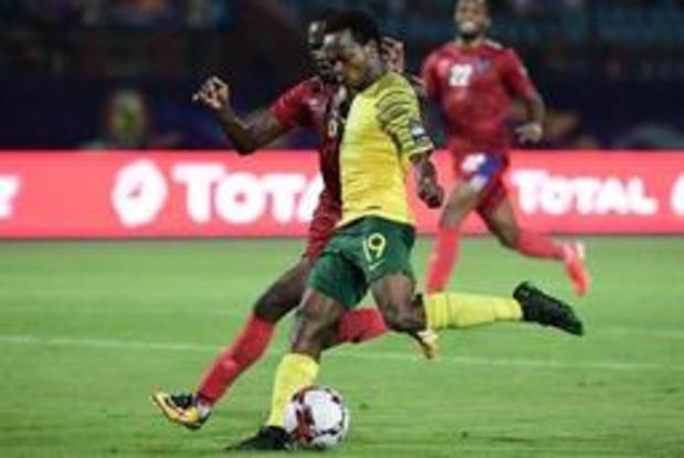 Africa Cup 2019 - Zuid-Afrika wint met 1-0 van Namibië