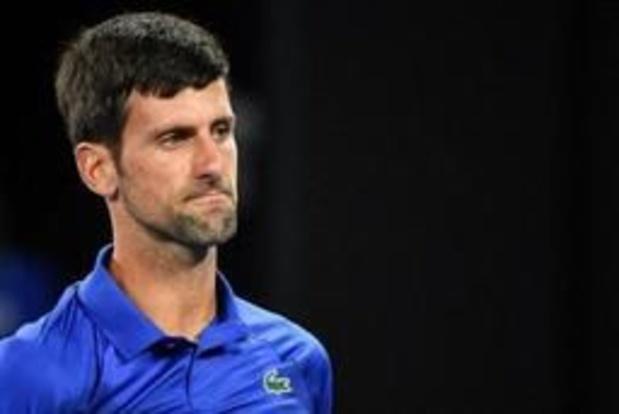 Djokovic gaat eruit in de vierde ronde van ATP Miami