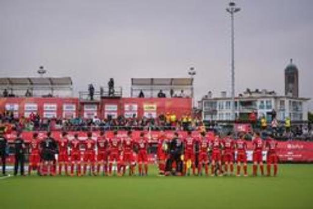Euro de hockey - Les Red Lions se lancent à la conquête du titre continental face à l'Espagne