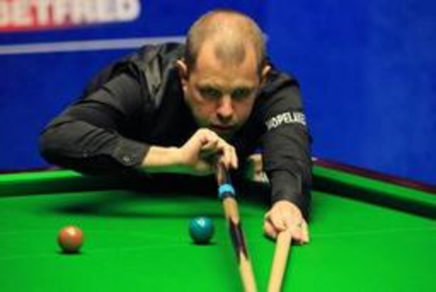 Paul Hunter Classic snooker - Barry Hawkins verslaat Kyren Wilson in finale
