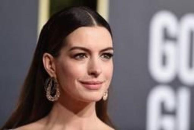Anne Hathaway prend une décision radicale