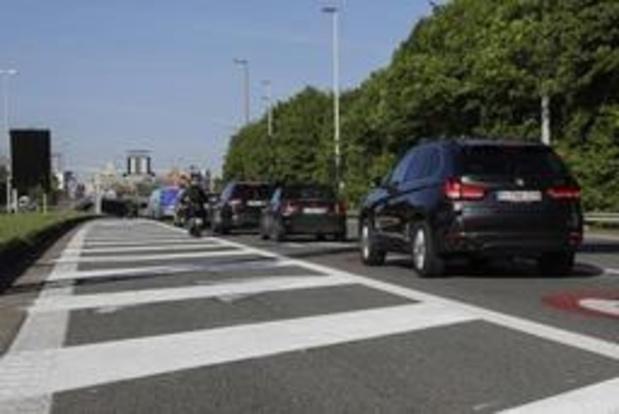 Péage auto à Bruxelles : vers un tarif basé sur l'usage