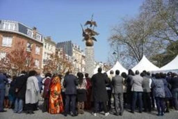Environ 300 personnes ont commémoré à Bruxelles le génocide des Tutsi au Rwanda