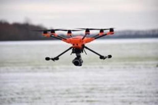 Le Japon bannit les vols de drone par des utilisateurs en état d'ébriété
