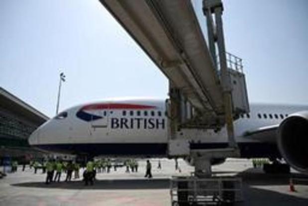 Des vols British Airways affectés par un problème informatique