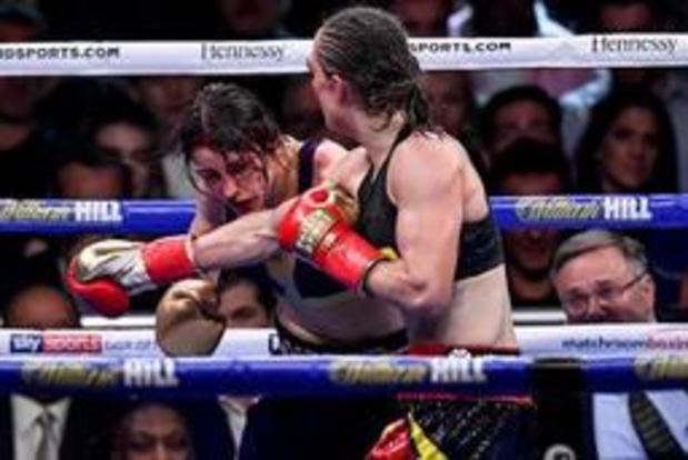 """""""Bestolen"""" Delfine Persoon rekent niet op rematch"""
