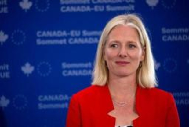 Canadese milieuminister krijgt politiebescherming na bedreigingen