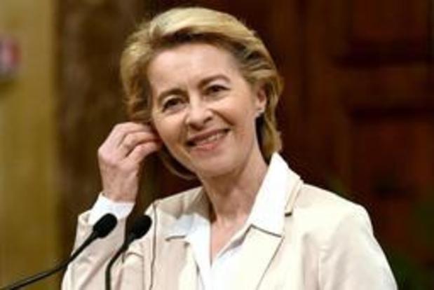 Von der Leyen hanteert totale mediastilte tijdens gesprekken met kandidaat-commissarissen