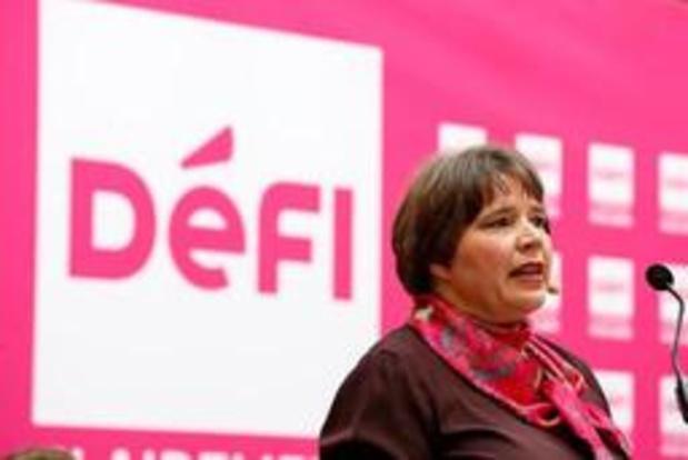 Cécile Jodogne devient bourgmestre faisant fonction, à Schaerbeek