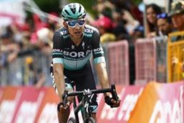 Tour d'Espagne: Davide Formolo quitte la Vuelta