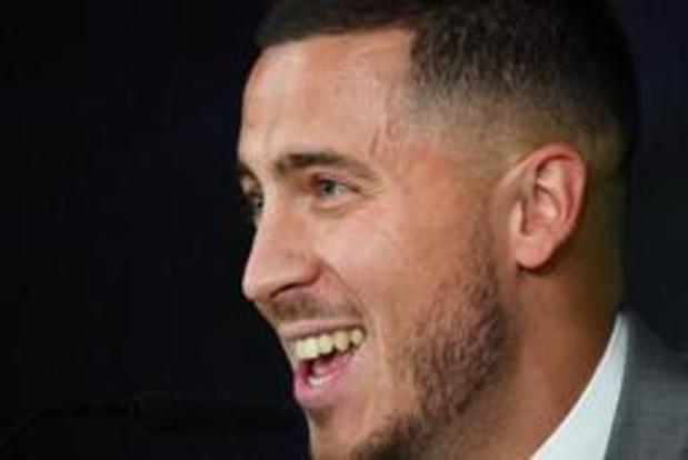 Hazard maakt kans op prijs van Speler van het Seizoen in Europa League