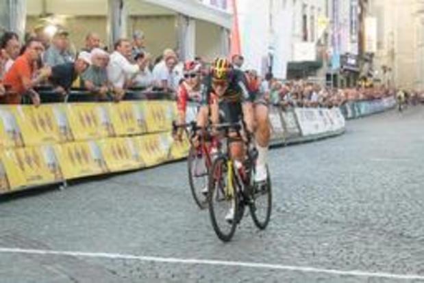 """Ronde van Denemarken - Tim Merlier sluit """"goede week met de ploeg"""" af met ritzege in Denemarken"""