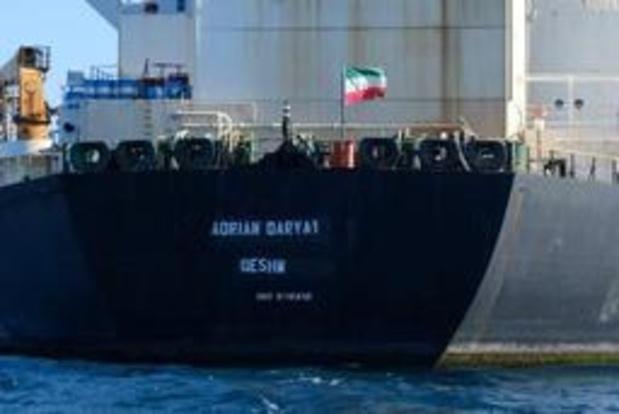 Tankercrisis - Iraanse olietanker vertrokken uit Gibraltar