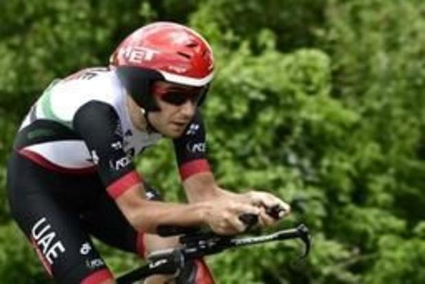 Le Slovène Kristijan Koren (Barhain Merida) mis hors course du Giro par l'UCI