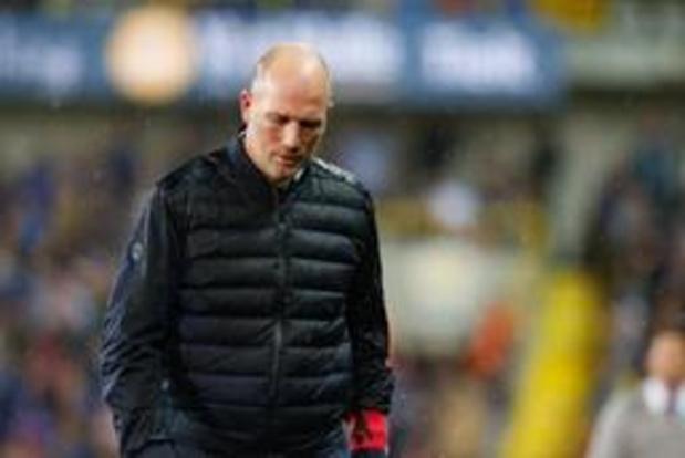 Jupiler Pro League - Club Brugge lijdt eerste puntenverlies na draw tegen sluw Eupen
