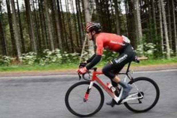 """Critérium du Dauphiné: zorgen om Dumoulin, maar """"Tour niet in gevaar"""""""