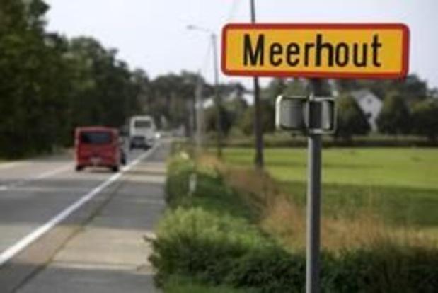 Politie onderzoekt drie verdachte branden in Meerhout
