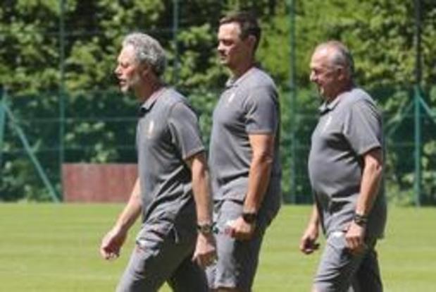 Fraudeonderzoek Belgisch voetbal - Standard neemt akte van deelname aan poulefase van Europa League