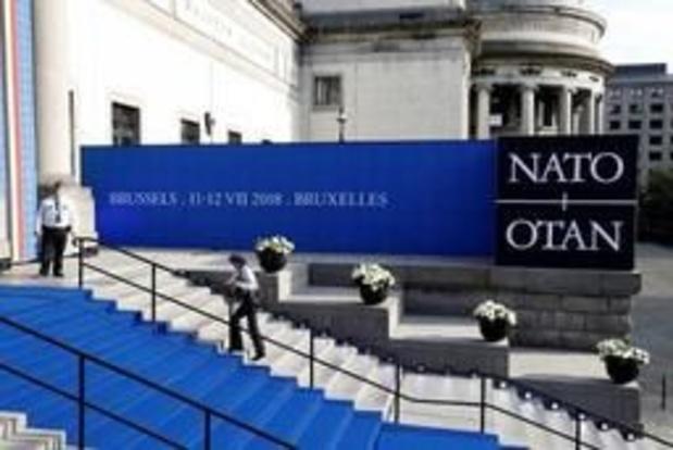 Les modules de bureaux de l'ancien QG de l'OTAN à vendre