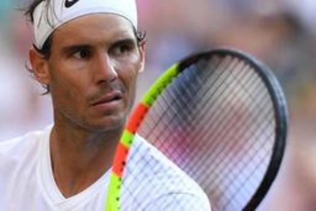 ATP Montreal - Nadal en Khachanov gaan door, duel Monfils-Bautista Agut wordt uitgesteld door regenval