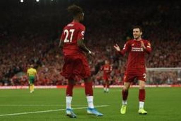 Belgen in het buitenland - Liverpool zuinig voorbij Southampton, Trossard bezorgt Brighton een punt met eerste goal