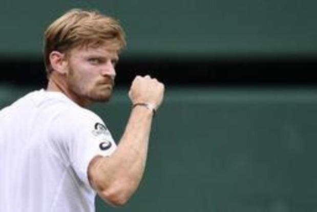 """ATP Cincinnati - Goffin en finale: """"Djokovic et Medvedev sont les deux meilleurs actuellement"""""""
